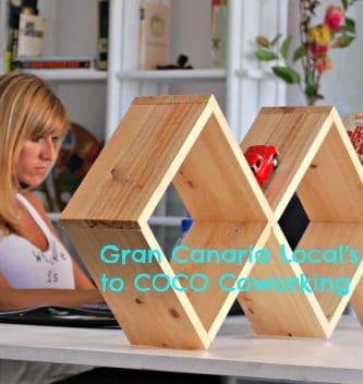 COCO Coworking, Las Palmas collaborative space