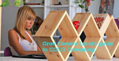 COCO Coworking, Las Palmas collaborative space