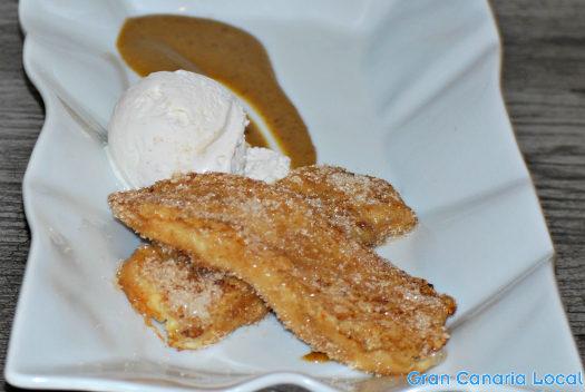 Monóculo dessert