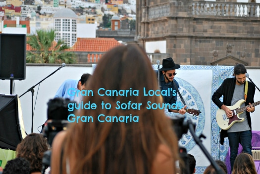 Sofar Sounds Gran Canaria explained