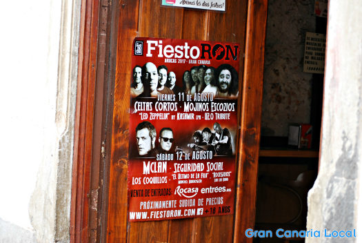 Fiesto Ron: one of the best things to do on Gran Canaria in August 2017