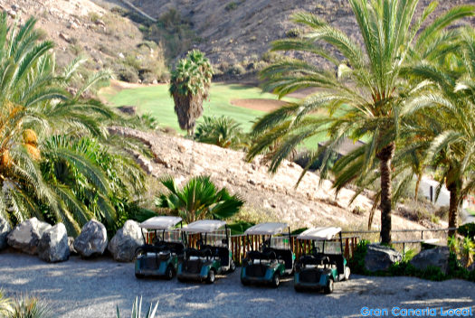 Golf at Sheraton Gran Canaria