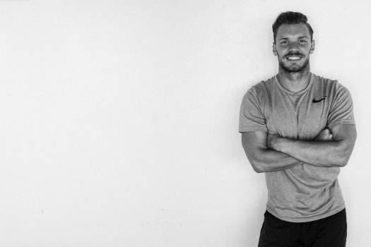 Anthony Blanford's the man behind AB Personal Training