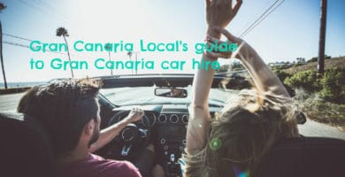 Gran Canaria car hire uncovered