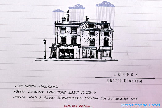 London according to Atelier