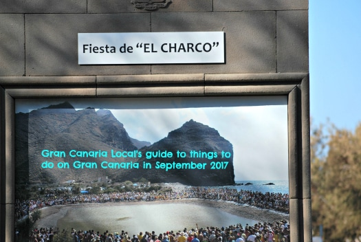 Things to do on Gran Canaria in September 2017 include the Fiesta del Charco
